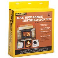 Pro-Flex Gas Appliance Kit ()