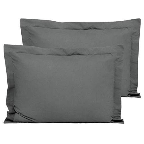 FLXXIE Standard Shams, Pack of 2...