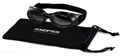 Dogoptics Hundesonnenbrille schwarz Gr. S