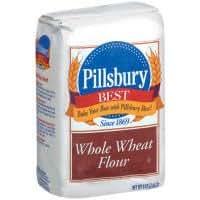 Amazon.com : Pillsbury Best Whole Wheat Flour 5 lbs (Pack