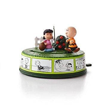 Hallmark Optimist Charlie Brown - The Peanuts Gang 2013 Ornament ()