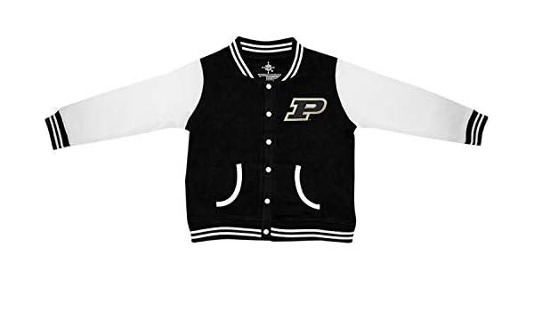 Creative Knitwear Purdue University Boilermaker Varsity Jacket