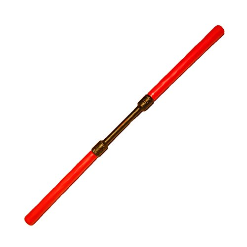Whombatz Torrent, Toy Foam Twin-Tip Sword (Red)