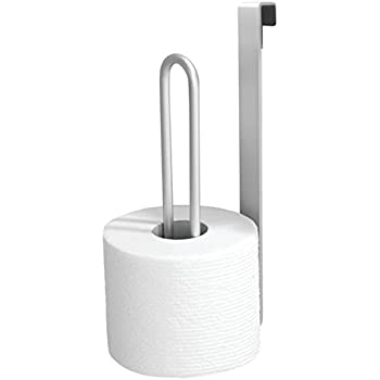 Amazon.com: Over the Tank Toilet Paper Roll Holder: Home & Kitchen