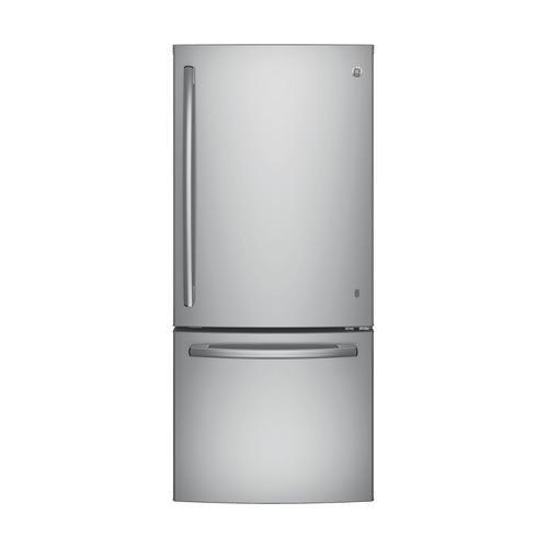 GE GDE21ESKSS Bottom Freezer Refrigerator