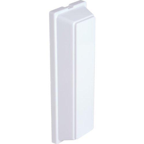 - Fluorescent Fixture Lens Replacement Glass & Plastic - Opal Acrylic - 13-1/4H x 4-1/2