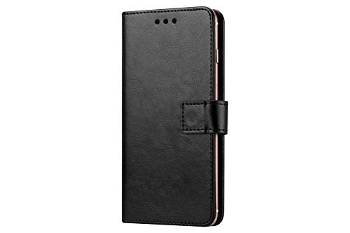 Universal PU Leather Phone Flip Cover Wallet Pouch...