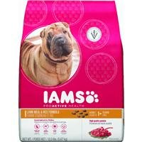 Iams Pro Active Health Adult Lamb Meal & Rice – 15.5 lbs Review