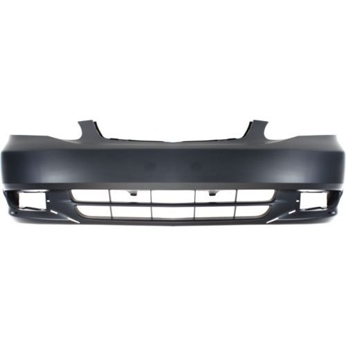 Effects Ground 300 (Make Auto Parts Manufacturing - FRONT BUMPER COVER; FOR S MODEL; WITH GROUND EFFECTS MOUNTING HOLES; - TO1000241)