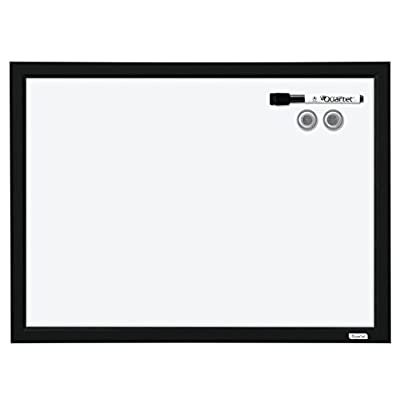 "Quartet Dry Erase Board, Whiteboard / White Board, Magnetic, 17"" x 23"""