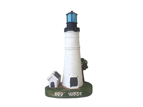 Handcrafted Model Ships Key West Lighthouse Decoration 6