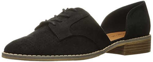 Indigo Rd. Women's Heath Oxford Flat, Black, 7.5 M - Heaths Road
