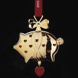 (Georg Jensen Christmas Ornament 2003)