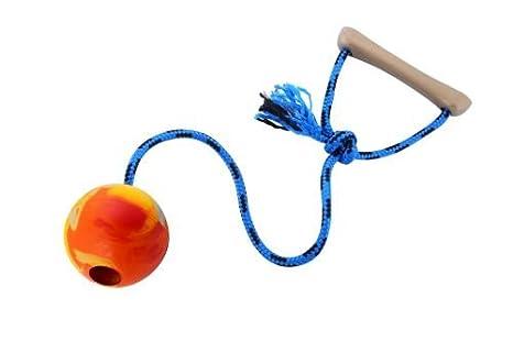 copcopet - Perros de pelota - Cuerda flotante de goma natural/Goma ...