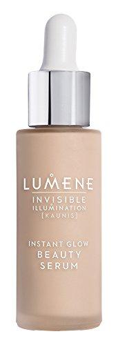 Lumene Instant Glow Beauty Serum, Medium, 1.0 Fluid Ounce (Instant Glow)