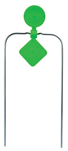 Champion Traps and Targets Green Double Spinner Target by Champion Traps and Targets