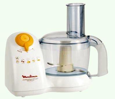 Moulinex dfb248 Master Chef delicio Robot de cocina color blanco ...