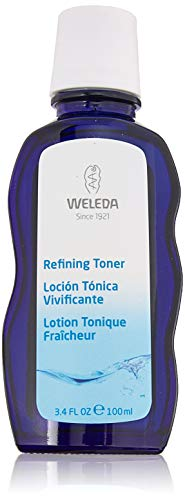Weleda Refining Toner, 3.4 Fluid Ounce