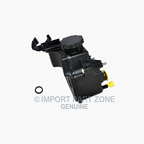 New Power Steering Reservoir Tank + Seal for Mercedes-Benz G550 GL450 GL550 ML550 Genuine Original OE 0004602683/0004661880