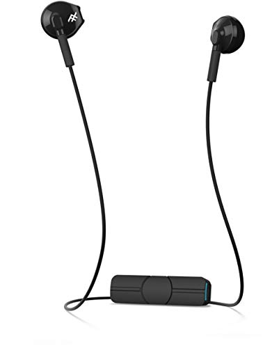 IFROGZ IN-TONE WIRELESS IN EAR HEADPHONES WITH MIC (Black - IFITNW-BK0)