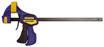 Irwin Industrial Tools 512QC546DT 12-Inch Quick-Grip Bar Clamp