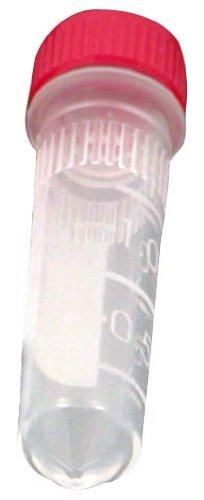 BioSpec 330TX Polypropylene 2mL Micro Vial with Cap