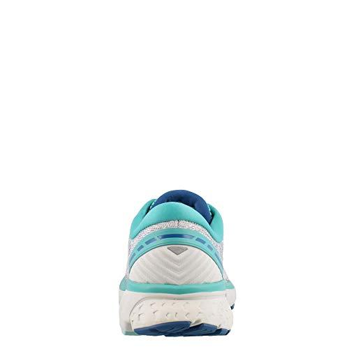 Running Ghost grey Zapatillas White Brooks De 11 Para latigo Mujer aFZ4wqfIx