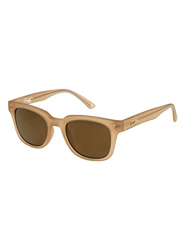 Roxy Womens Rita - Sunglasses - Women - One Size - Orange Matte Crystal Champagne/Flash One - Womens Roxy Crystal