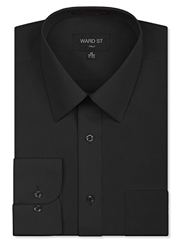 dress shirts with black suits - 3