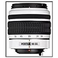 Pentax SMC Pentax-DA L 18-55mm F3.5-5.6 AL (White) For Digital Slr Cameras (New in White Box)