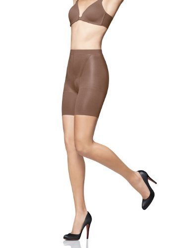 SPANX In-Power Line Firm Control Power Panties, F, Cocoa 915