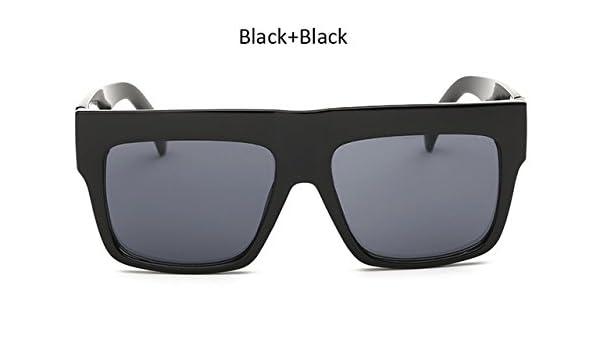 111f185c3f1 Amazon.com   365Cor(TM) Square Celebrity Italy Brand Designer famous Kim  Kardashian Sunglasses Women Men Famous Vintage Flat Top Sun Glasses    Sports   ...