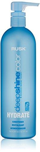 RUSK Deepshine Color Hydrate Conditioner, 25 fl. oz.