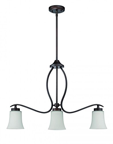 Craftmade 38373-ABZ 3 Light Island - Stores Northlake