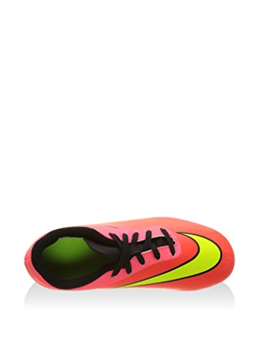 Nike Boys' Jr Hypervenom Phade Fg-R - Mehrfarbig (Ttl Crimson/Vlt-hypr Pnch-blck) pp8ebk5