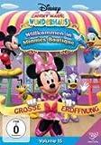 Micky Maus Wunderhaus, Volume 15 - Willkommen in Minnies Boutique [Alemania] [DVD]