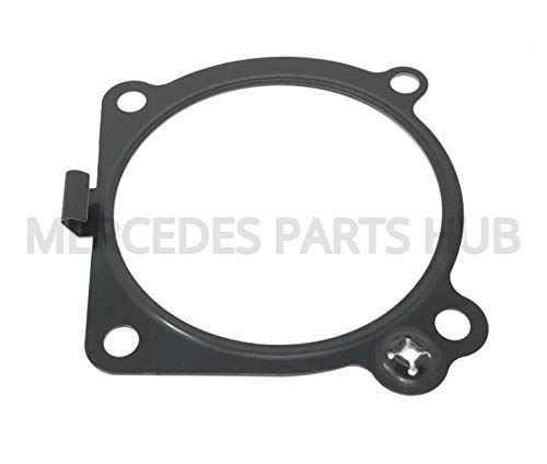 Mercedes-Benz 272 141 09 80, Fuel Injection Throttle Body Mounting - Body Throttle Benz Mercedes