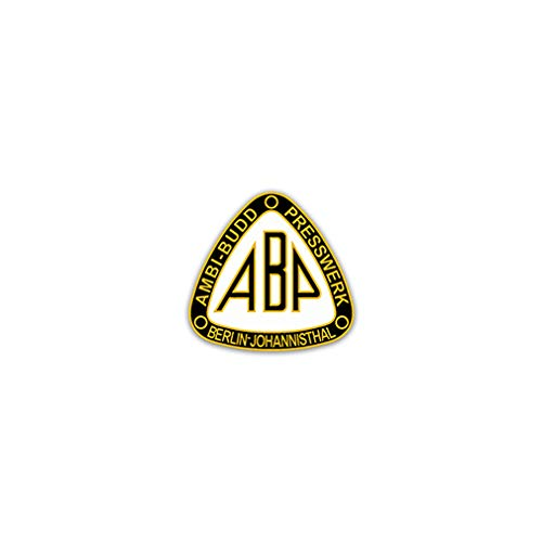 Buy budd company badge