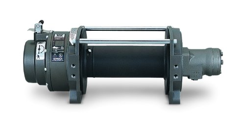 WARN 30286 Series 12 Industrial Hydraulic Winch