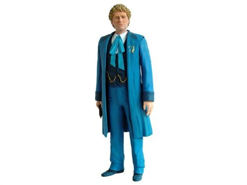 The Sixth Doctor ComicCon exclusive Underground Toys