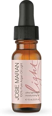 Facial Treatments: Josie Maran Pure Argan Oil Light