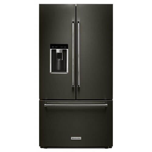 KitchenAid KRFC704FBS/KRFC704FBS/KRFC704FBS KRFC704FBS 24 Cu. Ft. Black Stainless French Door Refrigerator