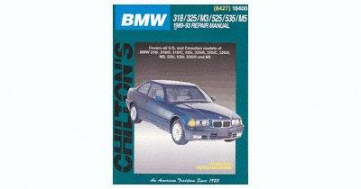amazon com chilton bmw 3 series 1989 1998 repair manual 18400 rh amazon com 2019 BMW 3 Series Manual Transmission BMW Workshop Manual