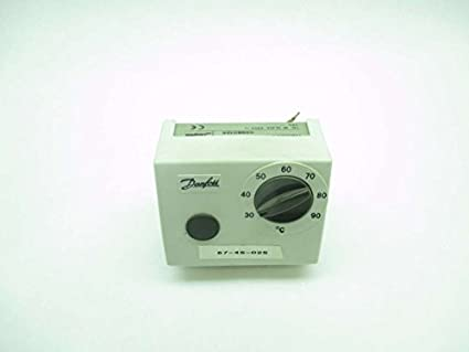 DANFOSS 059B0125 TYPE KT 30-90C REFRIGERATION THERMOSTAT CONTROLLER D540096