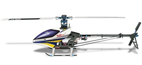 Align/T-Rex helicopters 600 Nitro DFC Super Combo