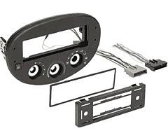 (Metra PDMTR99-5720 Ford Escort - Mercury Tracer 1997-2003 Professional Installer Series Stereo Installation kit.)