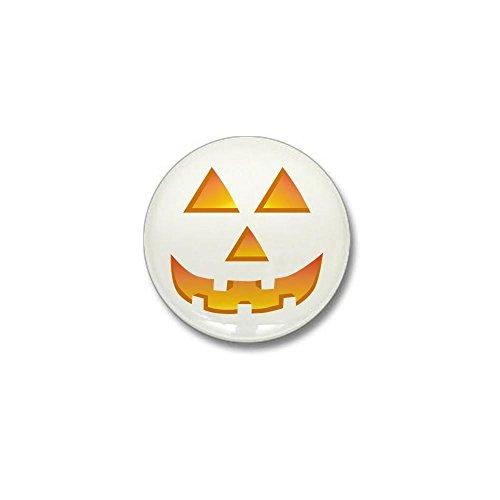 CafePress - Pumpkin Face Glow - 1