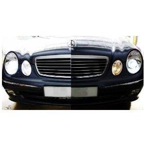 Nick&Ben - Bombillas de luz de posición para Mercedes W211 W220 W203 W209 R230 AMG C219, Color Blanco: Amazon.es: Coche y moto