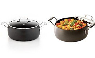 Emeril by All-Clad Hard Anodized 5 Qt. Covered Dutch Oven