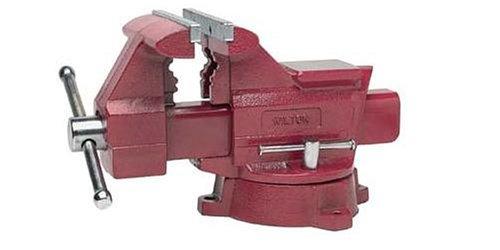 Wilton 11128 6-1/2-Inch Steel Utility Vise